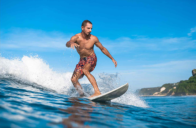 Surfing in The 2020 Olympic Games