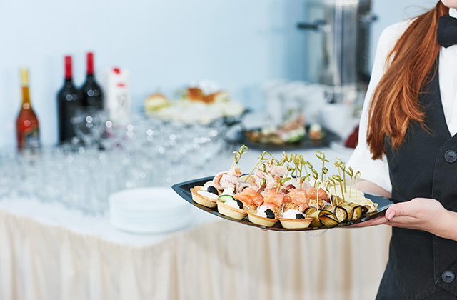 Make Life Easy Hire A Caterer