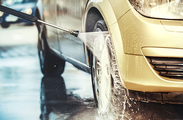 Spring has sprung! It's time to spring clean your car