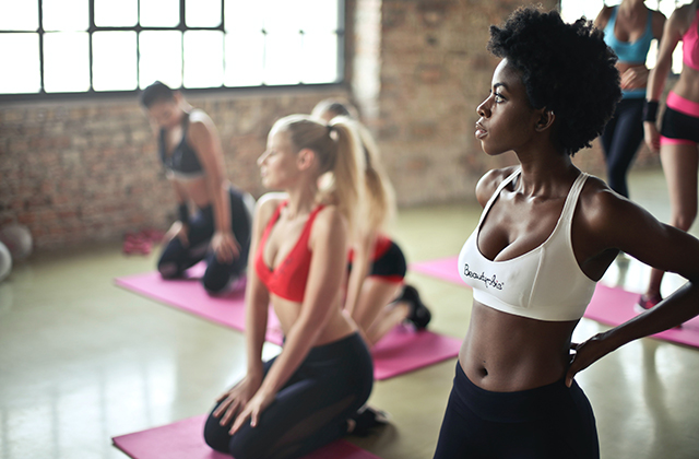 Skip The Gym And Do Your Pilates At Home